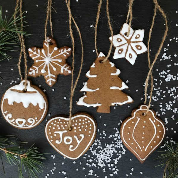 Christmas Biscuit Bauble Kit