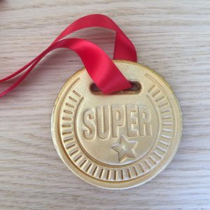 Medal Cookie Super